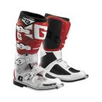 Red/White SG-12 Boots - 2174-015-10