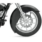 21 in. Raw Wrapper Tire Hugger Series Fit Kit Front Fender with Raw Blocks - 1402-0316