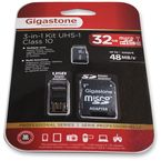 32 GB Gigastone Micro SD Card - 9808