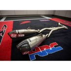 RS-9T Signature Series Dual Exhaust System (Stainless/Stainless/Carbon Fiber) - 225830R520