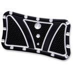 Reverse Cut V-Line Brake Pedal Cover - TM-2071RC