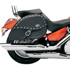 Rigid-Mount Specific-Fit Desperado Teardrop Saddlebags - 3501-0496