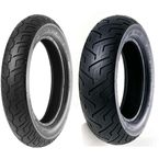 Front GS23 130/90H-16 Blackwall Tire - 102762