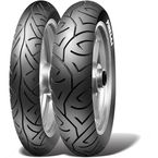 Rear Sport Demon 130/70H-17 Blackwall Tire - 2046900