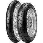 Front Scorpion Trail 120/70ZR-17 Blackwall Tire - 1920200