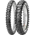 Rear M7314 Maxxcross EN 120/90-18 Tire - TM73322000