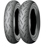 Front TT93GP 100/90J/12 Blackwall Tire - 45027019