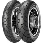 Rear ME888 Marathon Ultra 180/65B-16 Reinforced Blackwall Tire - 2318700