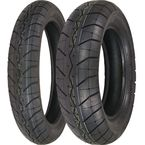 Rear 230 Tour Master 130/90V-16 Blackwall Tire - 87-4172