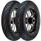 Rear Night Dragon GT 150/80B-16 Reinforced Blackwall Tire - 2592600