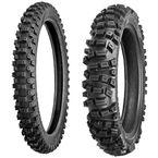 Rear  MX907HP 120/90-18 Tire - MX1209018HP