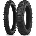 Front 80/100-21 216MX Tire - 87-4730