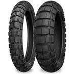 Front E804 90/90-21 Reflector Adventure Trail Tire - 87-4715