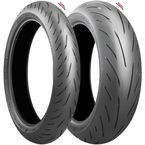Front Battlax Hypersport S22 120/70ZR17 Tire - 11501