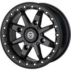 Black 544BL Wheel - 0230-1091