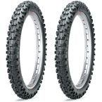 Rear M7312 Maxxcross SI 110/100-18 Tire - TM73517000