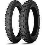 Rear MH3 Starcross 80/100-12 Tire - 24544
