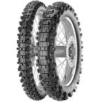 Front 6 Days Extreme 90/90-21 Hard Terrain Tire - 3286900