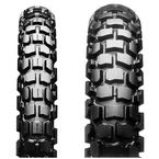 Front TW301 Trail Wing 80/100-21 Tire - 122647
