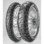 Rear Karoo 3 140/80-17 Blackwall Tire - 2316600