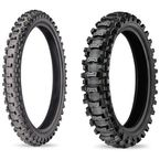 Rear Starcross MS3 90/100-14 Tire - 09734