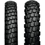 Rear GP22 Dual Sport 120/80-18 Blackwall Tire - T10332