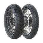 Front AV53 TrailRider 100/90H-19 Blackwall Tire - 90000023886