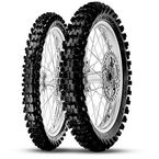 Front Scorpion MX 32 70/100-19 Mid Soft Tire - 3252600