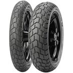 Front MT60 RS 120/70ZR-17 Blackwall Tire - 2636000