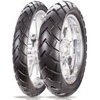 Rear AV85 TrekRider 130/80-17 Blackwall Tire - 90000028157
