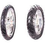 Front AV84 Trekrider 90/90-21 Blackwall Tire - 90000028155
