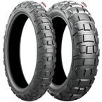 Front Battlax Adventurecross AX41 Tire 90/90-21 - 11457