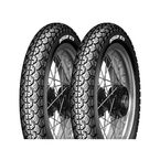 Rear K70 4.00S-18 Blackwall Tire - 4202-45