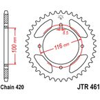 50 Tooth Rear Steel Sprocket For 420 Chain - JTR461.50