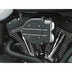 Wrinkle Black Hypercharger Air Cleaner - 9980