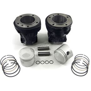 Black Cylinder and Piston Kit - 11-2603