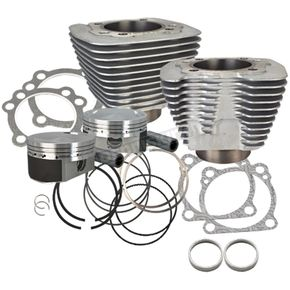 S&S Cycle Silver XL 1200 to 1250 Convertion Big Bore Kit  - 910-0433