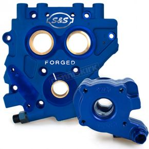 S&S Cycle TC3 Oil Pump and Cam Plate Kit - 310-0732
