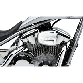 Cobra Chrome Powrflo Air Intake System - 06-0267