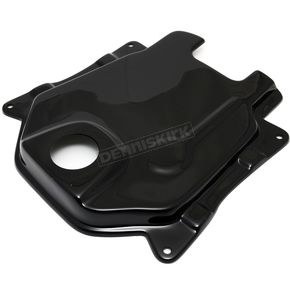 NCY Black Fiberglass Gas Tank Cover - 0200-0006