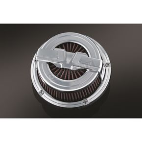 Bahn Chrome Air Cleaner Kit - 9579