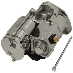 Power House Chrome High Torque Econo Starter - 17092