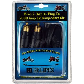 Eklipes Bike to Bike Junior Jump Start Kit - 14245