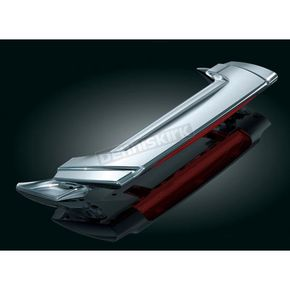 Kuryakyn Low Profile Spoiler w/L.E.D. Run-Turn-Brake Light - 3239