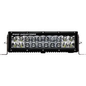 Rigid Industries 10 in. E Combo Driving LED Light Bar - 110312