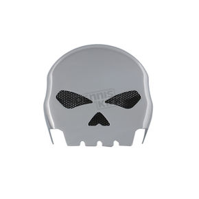 V-Twin Manufacturing Skull Horn Cover - 42-5041