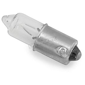 BikeMaster Clear Universal Mini-Stalk Replacement Bulb - 25-8027