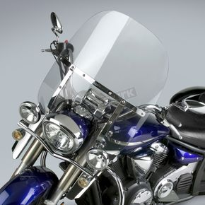National Cycle 20 in. 2-Up Switchblade Windshield - N21109