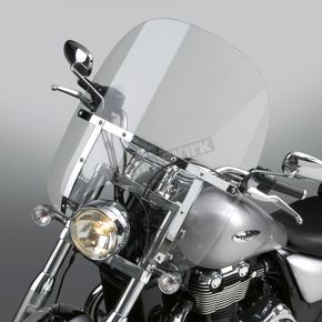 National Cycle 21 1/4 in. 2-Up Switchblade Windshield - N21141