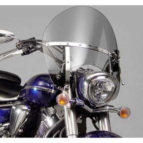 National Cycle 15.2 in. Chopped Switchblade Windshield - N21407